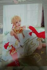 Aza Miyuko A3 Poster With Aza Miyuko Autograph