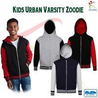 Personalised Embroidered Regatta Kids Brigade Childs Fleece Red 3 4 5 6 Years