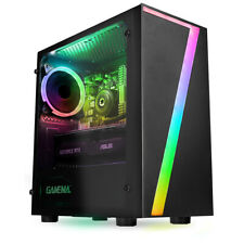 ULTRA FAST Gaming PC Computer Intel Quad Core i3 2nd Gen 8GB 1TB Win10