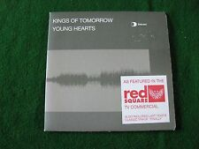 KINGS OF TOMORROW.. Young Hearts (3 Track CD Single)