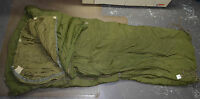 Used Canadian military 2 pieces Cold weather arctic sleeping bag ( store #S23 )