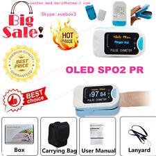 Finger Fingertip Pulse Oximeter SPO2 PR Blood OXYGEN Heart Rate Monitor CMS50N.