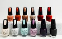 OPI Nail Polish Color VENICE Assorted Colors of Your Choice .5oz/15mL