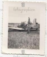 org. Foto Holland Belgien engl. Flugzeug 1940