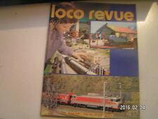 **c Loco revue n°402 Une 1.040 TA au 1/20 / Locomotive diesel BB 60001 des CFD