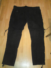 Leather Big & Tall Rise 34L Jeans for Men