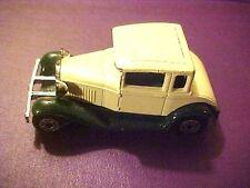 VINTAGE Lesney Matchbox 1979 Model A Ford England White Diecast Car G248