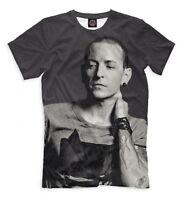 Linkin Park tee -  Chester Bennington tshirt legendary singer