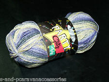 PARTY King Cole Glitz filato a 4 Strati Tonalità 2355 Sugar Plum