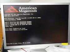 "Apple HD Cinema A1083 30"" Widescreen LCD Monitor"