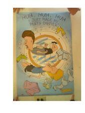 Beavis And Butthead Poster Butt Head In A Dryer &