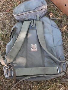Sac à dos Millet Le Sherpa René desmaison vintage Scout