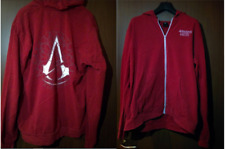 ASSASSIN'S CREED UNITY sweatshirt jumpsuit RARE UBISOFT felpa PlayStation4 XBOX