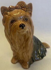 Vintage Sylvac Yorkie Yorkshire Terrier No 5027 Made In England