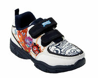 BOYS RUNNING TRAINERS NEW KIDS GIRLS SPORTS SCHOOL SHOES SIZE 7 -1 UK