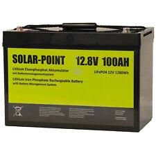 XENES ECO-Line 12V 100Ah LiFePO4 Smart-BMS Lithium Speicher - 180Ah 200Ah 230Ah