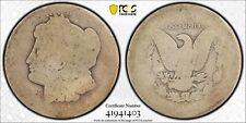 1891-O Morgan Dollar — PCGS PO01 — Low BALL PO 01 Silver Dollar $1