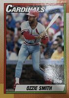 1990 Topps Ozzie Smith St. Louis Cardinals #590 NMMT