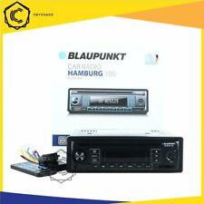 Blaupunkt Hamburg 100 Single-Din USB/AUX/CD/MP3/WMA/SDHC Car Headunit Player