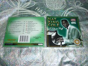 NAT KING COLE - I LIKE TO RIFF (CD, 16 TRACKS) (148853 A)