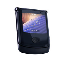 MOTOROLA RAZR FLIP 5G PHONE (2020) (FACTORY UNLOCKED) 256GB -GRAPHITE. IN HAND.