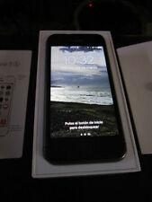 Teléfonos móviles libres gris Apple con conexión 4G