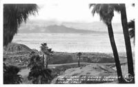 Desert View Biskra 1940s Indio California Frasher RPPC real photo postcard 8182