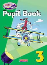 Maths Spotlight: Year 3 Pupil Book, Broadben, Griffiths, New Book
