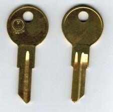 Yale Y11 Y-11 Brass Key Blanks X2