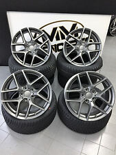 19 Zoll Borbet Y Felgen 5x112 et50 für Mercedes B C V Klasse Vito w204 W246 W245