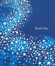 Wave of Stars Thank You Card - Greeting Card by Freedom Greetings
