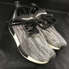 Adidas NMD Runner PK Glitch Camo Black White Nomad s79478 Great condition!