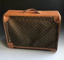 A Vintage Louis Vuitton Monogrammed Large Trunk Bag