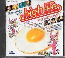 V/A -  High Life - ...Nur Das Gelbe Vom Ei! CD 16TR West Germany 1986 C.C. Catch