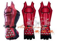 Handmade Quality Tekken Jin Kazama Cosplay Fist Weapon Boxglove COS Props