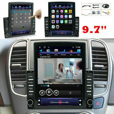 "2Din Rotatable 10.1"" Android 9.1 Hd Gps Wifi Quad-core 2Gb+32Gb Car Stereo Radio (Fits: Saab)"