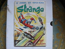 STRANGE N° 69  COMPLET  LIRE LA DESCRIPTION