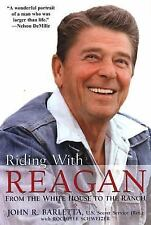 Riding with Reagan : From the White House to the Ranch