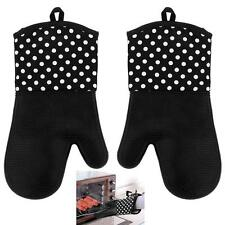 1PC Mitts Gloves Kitchen Tools Baking Microwave Oven Cooking Heat Resistant -LG