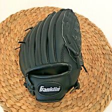 "Franklin Ready to Play Youth Ball Glove 9"" Black - New"