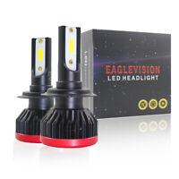 H7 LED 150W 25000LM Coche Headlight Kits Luz Bombillas Lámpara 6500K