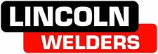 "LINCOLN WELDERS DECAL / STICKER - 8.75"" X 3"" - SET OF 2"