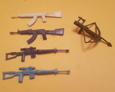 Gi joe vintage lot 5 weapons 1982