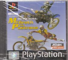 Freestyle Motocross McGrath vs. Pastrana - PSX Pal España Nuevo Playstaion 1