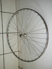 Racing Sew Up Wheels. Campagnolo, Fiamme , Mavic GP 4 Rims. Six - Seven Speeds.