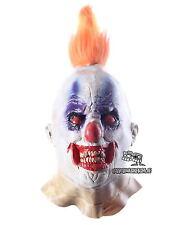 Horror Clown aus Latex. Eine Halloween Maske mit Gruselgarantie.