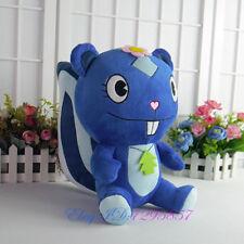 "Happy Tree Friends Stuffed Doll HTF Petunia Plush Toys 32cm/12.6"" Anime Squirrel"