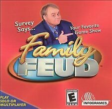 Family Feud (PC) Features Full-Motion Video Footage of Host Louie Anderson!