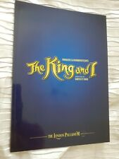 More details for king and i london theatre programme signed by ken watanabe and kelli o'hara