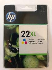 Cartouche HP 22XL 3 Colors Neuve C9352CE 2016 Garantie 1 an par nos soins